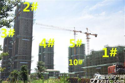 高速静安春晖里项目进度(2018.7.5)
