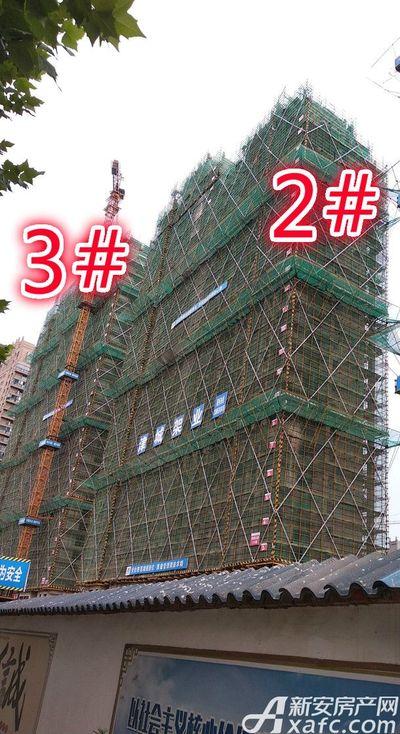 美都玉府2018年7月 一期2.3号楼