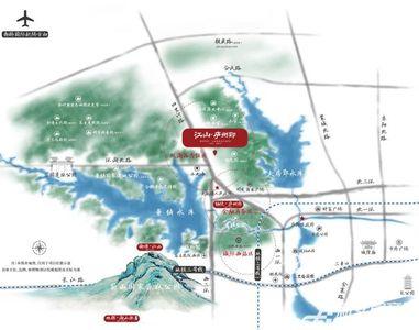 江山庐州印交通图