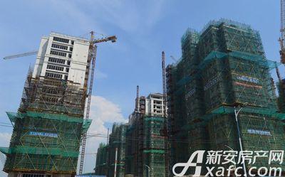 祥生宛陵湖新城2018年7月份 宛陵湖新城项目实景图