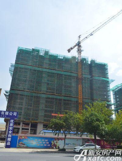 香江金郡2018年7月 东区暨商业项目