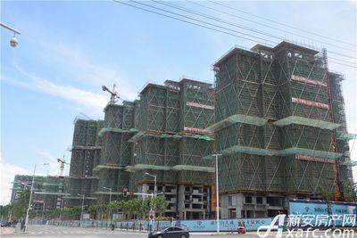 碧桂园•钻石湾6月份工程进度(2018.06.26)