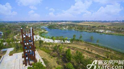 恒大首府南湖公园