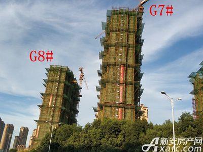 高速铜都天地G7#、G8#项目进度(2018.7.18)