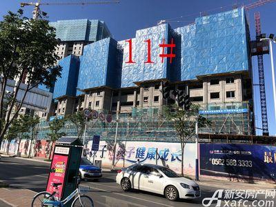 中航长江广场11#楼7月进度(2018.7.23)