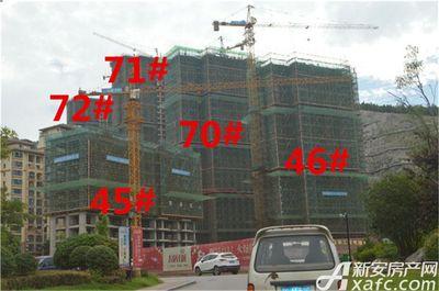 淮北凤凰城工程进度20180723