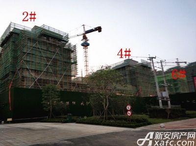 淮矿东方蓝海2#、4#、6#项目进度(2018.7.27)