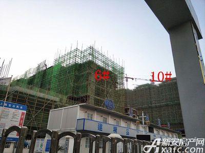淮矿东方蓝海6#、10#项目进度(2018.7.27)
