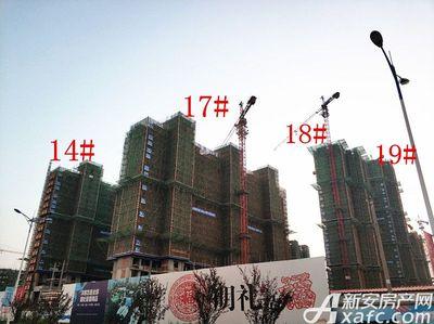 淮矿东方蓝海14#、17#、18#、19#项目进度(2018.7.27)