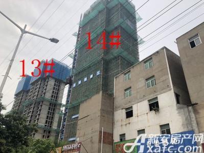 粤泰天鹅湾工程进度