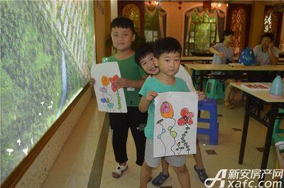 淮北凤凰城暑假绘画活动20180729
