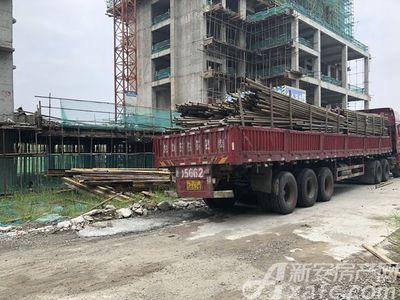 高速·海德公馆高速·海德公馆项目进度(2018.8.16)