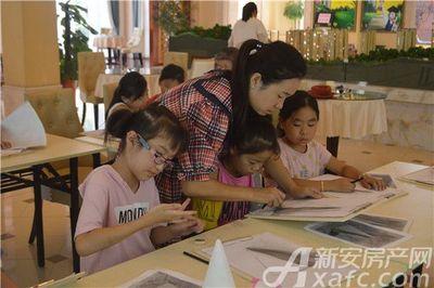 淮北凤凰城暑假才艺班活动20180812