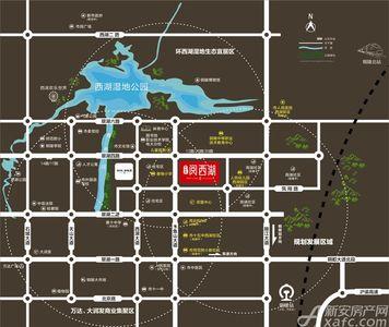 碧桂园·阅西湖交通图