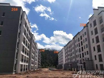 联佳爱这城工程进度实景(20180829)