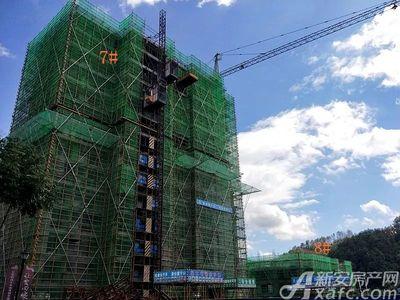 联佳爱这城7#工程实景(20180829)