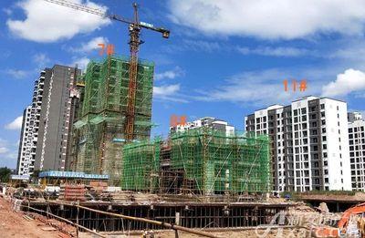 联佳爱这城项目工程实景(2018829)