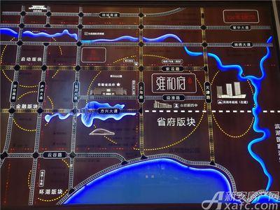 招商雍和府交通图