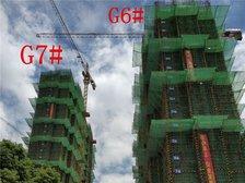 高速铜都天地G6#、G7#楼项目进度(2018.8.31)