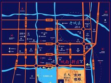 京师国府区位图