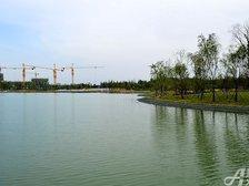 京师国府阜阳市双清湾公园