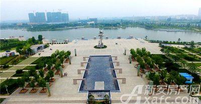 三巽亳公馆亳州南湖公园