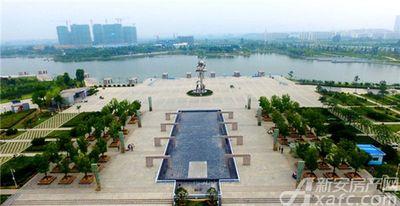 绿城玫瑰园亳州市政公园