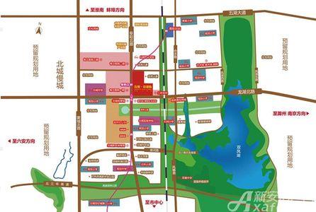 左能泰和街交通图
