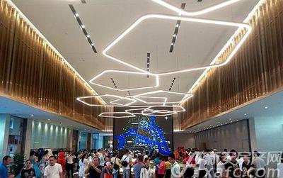 祥源生态城景秀园祥源生态城营销中心实景图