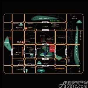 璀璨江南交通图