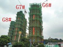 高速铜都天地G6#—G8#项目进度(2018.9.19)