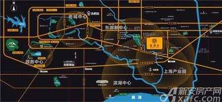 华润紫玥台交通图