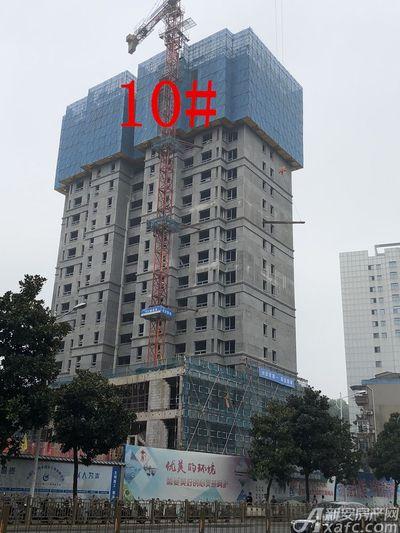 中航长江广场10#楼9月进度(2018.9.26)