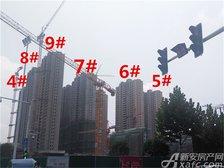 金隅南七里项目进度(2018.09.29)
