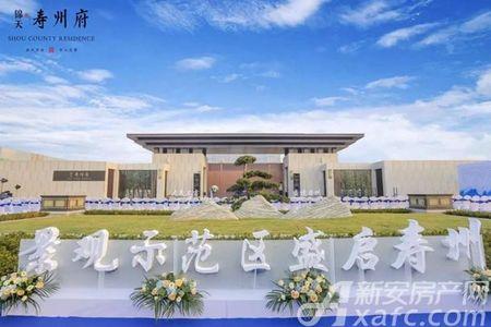 锦天寿州府活动图