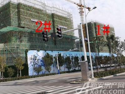 碧桂园城市之光碧桂园城市之光1#、2#项目进度(2018.10)