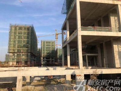 高速·海德公馆高速·海德公馆项目进度(2018.10.18)