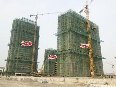 国购·名城工程进度