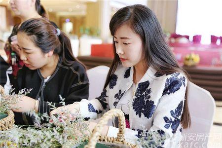 华南城紫荆名都四期锦园活动图