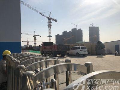 中南漫悦湾中南漫悦湾项目进度(2018.10.18)