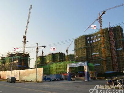 北城秀里2#、4#、7#工程进度
