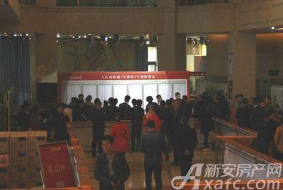 大唐凤凰城2018年10月27号 3号地块5号楼开盘