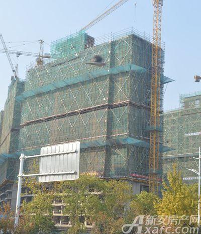 祥生宛陵湖新城2018年10月份 祥生宛陵湖新城项目进度