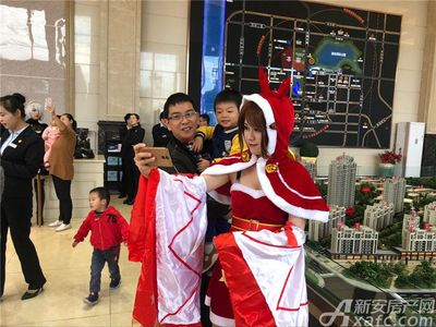 公园道B区御湖11#楼加推暨动漫展活动(2018.11.3)
