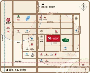 中科智宸交通图