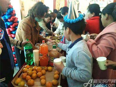 淮北凤凰城20181103业主生日会