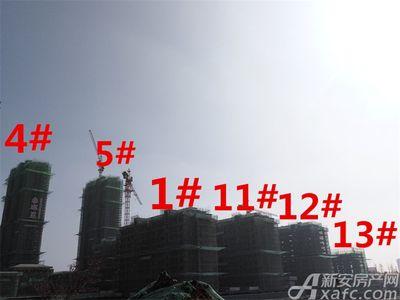高速静安春晖里项目进度(2018.11.23)