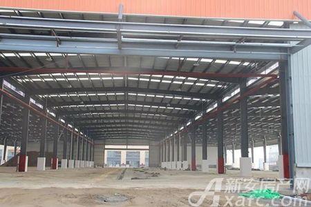 亳州新发地农产品批发市场工程进度
