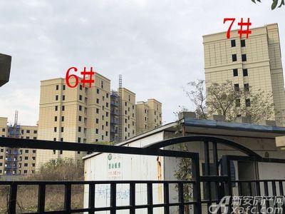 公园道B区御湖6#、7#楼11月进度(2018.11.27)