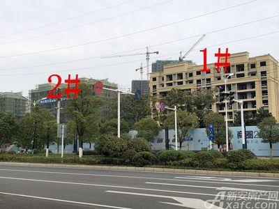 公园道B区御湖1#、2#楼11月进度(2018.11.27)